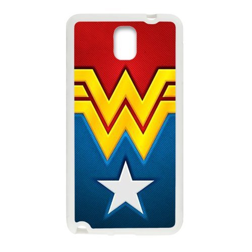 CTSLR Laser Technology Wonder Woman Hard Case Cover Skin for Samsung Galaxy Note 3 Note III-1 Pack -5