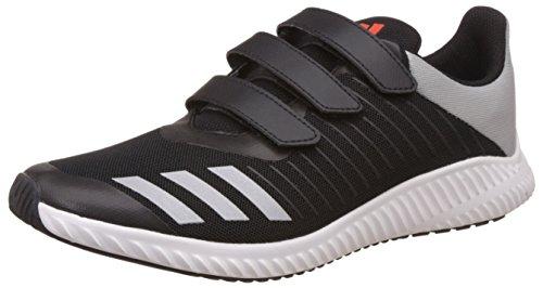 Adidas fortarun CF K–Sneaker deportepara Kinder, schwarz–