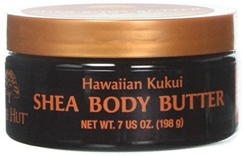 - Tree Hut Shea Body Butter 7 Ounce Hawaiian Kukui (207ml)