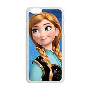 """Derecho consuetudinario Frozen Elsa Anna Olaf carcasa para iPhone 6Plus, Slicoo–Funda de Protección y cuchillos de iPhone 6Plus coque-couche–Carcasa Case para iPhone 6Plus 5.5"""""""