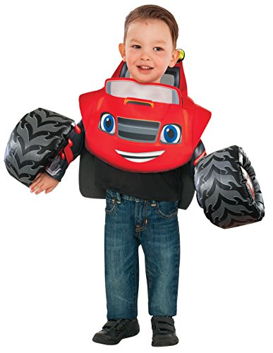 Rubie's Costume Blaze & The Monster Machines Blaze Costume, X-Small ()