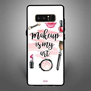 Samsung Galaxy Note 8 Makeup is my art