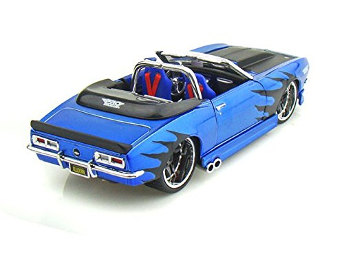 1968 Chevrolet Camaro SS396 Convertible 1//24 Blue PRO RODZ