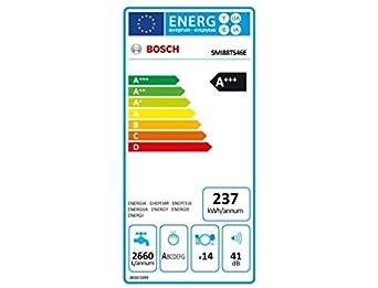 Bosch – Lavavajillas 60 Cm 14 cubiertos a + + + zeolita intégrable ...