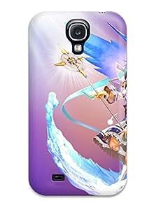 Galaxy S4 Soul Master Print High Quality Tpu Gel Frame Case Cover