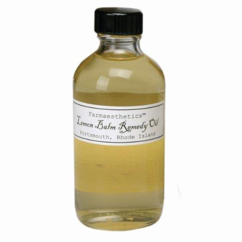 Farmaesthetics Lemon Balm Remedy Oil - 4oz
