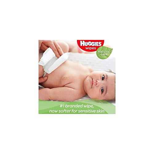 Huggies Natural Care Baby Wipe Refill, Fragrance Free (1,040 ct.) by Huggies (Image #3)