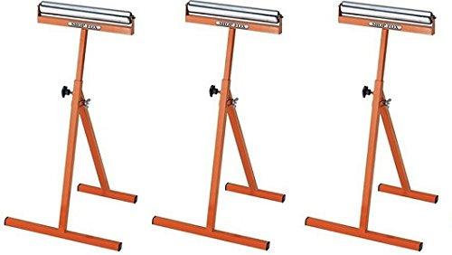 Shop Fox D2054 Roller Stand (3-(Pack))