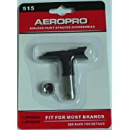 AERO PRO Reversible Airless Paint Spray Tip RP515 - Compatible with TITAN SC-6,GRACO RAC IV and V,SPRAYTECH XL...