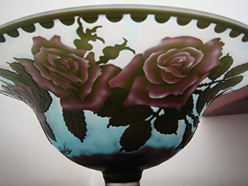 Very Beautiful. Emile Galle Compote by Generic (Image #2)