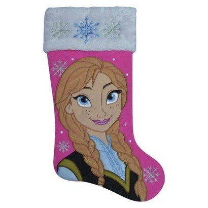Disney Anna Frozen Christmas Stocking