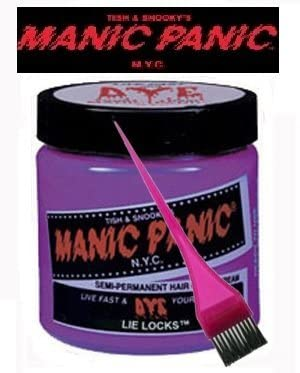 Manic Panic tinte de pelo – Vegan tinte de pelo – lie ...