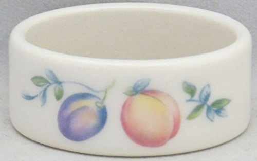 Cottage Country Lenox - Lenox Country Cottage Orchard Napkin Ring