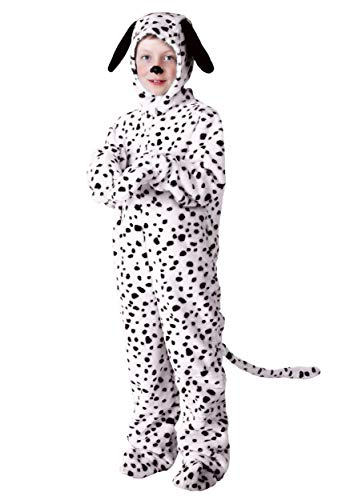 Dalmatian Costume Kids Dalmatian Dog Costume Medium -
