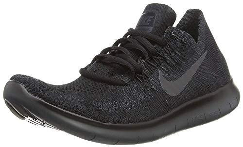 Da Uomo Running anthracite Scarpe 2017 Nike noir Free Flyknit Rn Nero f7UURC
