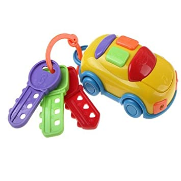 Amazon Com Axier Beep Car Keys Baby Toy With Lights And Sound