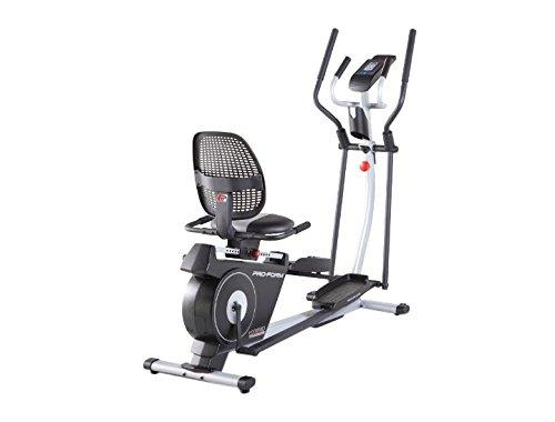 Proform Hybrid Trainer  : le vélo elliptique mixte 2-en-1 allongé