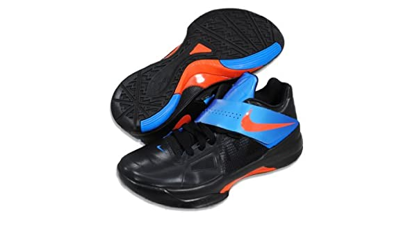 best authentic a2e32 c7de8 Amazon.com   Men u0027s Nike Zoom Kevin Durant IV 473679 001 Black Team
