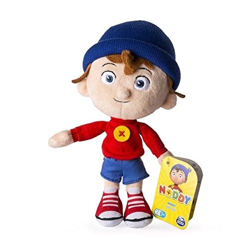 (Dreamworks - Noddy Toyland Detective - 20 cm 8 inch Soft Plush Toy - Noddy)