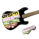 Zing Revolution MS-FOB20028 Rock Band Wireless Guitar- Fall Out Boy- Logo Skin