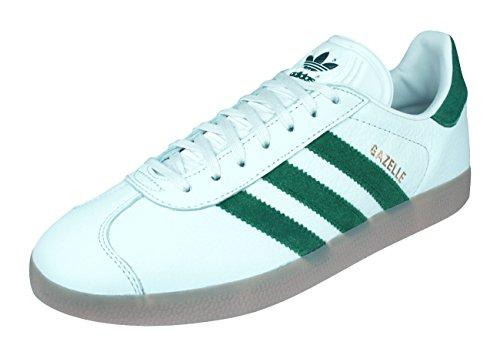 Cgreen S76228 Gum4 Schwarz Originals Vinwht Herren adidas Gymnastikschuhe Gazelle Bianco tSz8Xq7