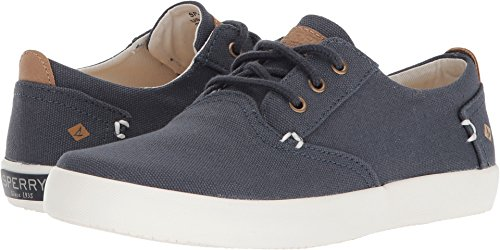 Sperry Bodie Boat Shoe, Blue, 6 Medium US Big Kid