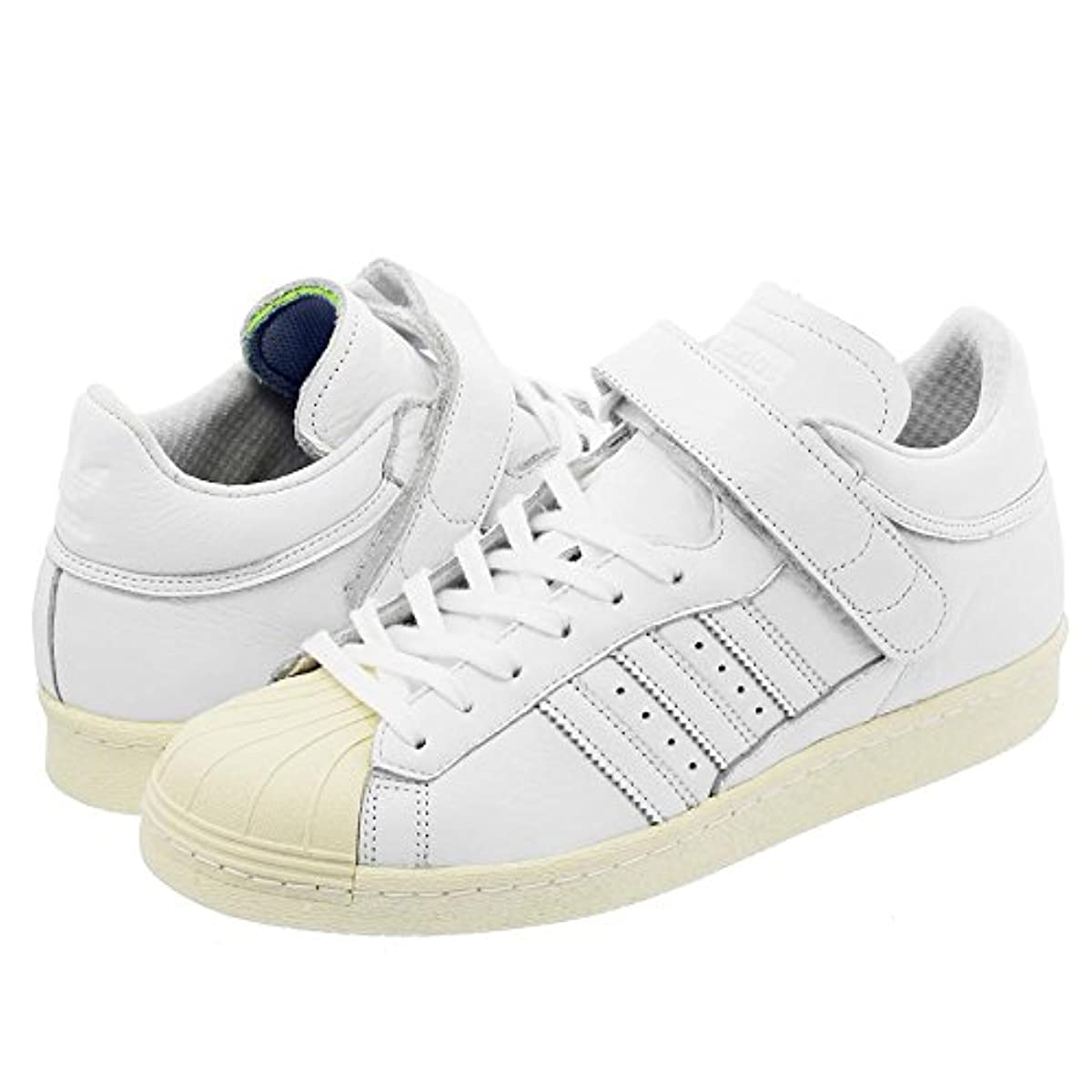 [해외] 아디다스 ADIDAS PRO SHELL 80S WHITE/WHITE/CHALK BLUE 【ADIDAS ORIGINALS】【국내 점포 한정 모델】