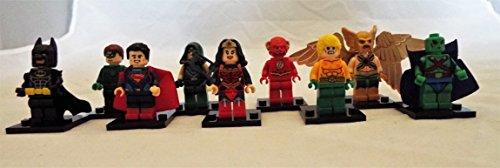 lego dc custom minifigures - 8