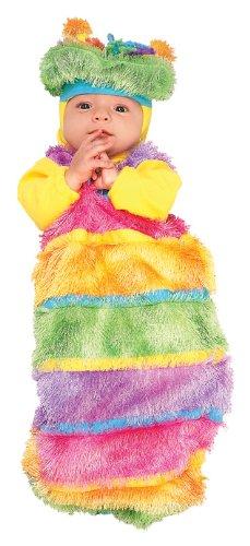 Rubie's Costume Co NLP Wiggly Worm Costume, 0-3