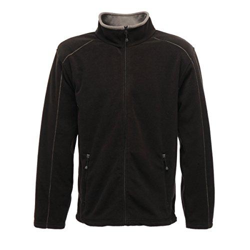 Standout Ashville Half Zip Fleece, Black, 3XL