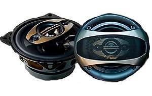 "2001 2002 2003 2004 2005 2006 BMW 325CI 325i 325xi 328i 330ci 330i Car Rear Speakers 4"" 4 Inch"
