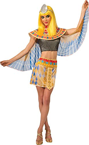 Katy Perry Halloween Costumes Dark Horse (Rubie's Costume Co Women's Katy Perry As Katy-Patra Dark Horse Eagle Costume, Multi,)