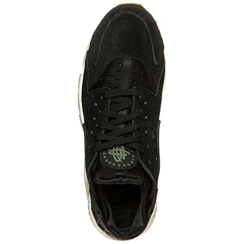 Nike Black Ginnastica Nero 001 SD Run Light sail Scarpe da Green Deep gum Brown Donna Air Huarache RzYxrR
