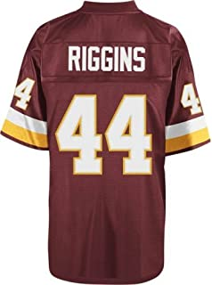 0d1a9995d Washington Redskins John Riggins Premier Throwback Mitchell Ness Replica  Jersey ... Phil Simms ...