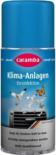 CARAMBA 631001 – Desinfectante para Aire acondicionado, 100 ml ...