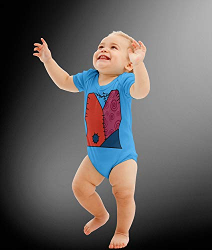 (Baby Sally Costume Bodysuit)