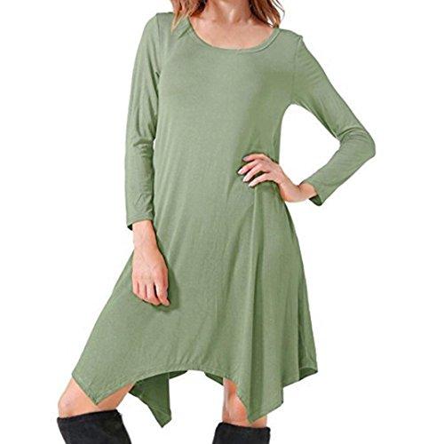 mujer Abrigo Verde para Noche Mounter txYwSdqY