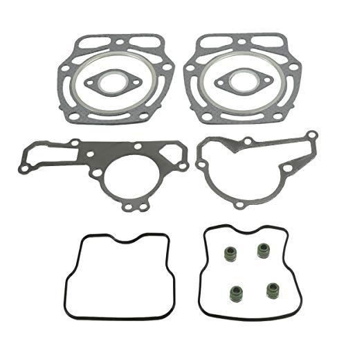 (QMOKO Top End Head Bottom Gasket Kit for Kawasaki KAF620 Mule 2500 2510 3000 3010 3020)