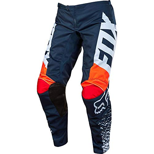 2018 Fox Racing Youth Girls 180 Pants-Grey/Orange-28