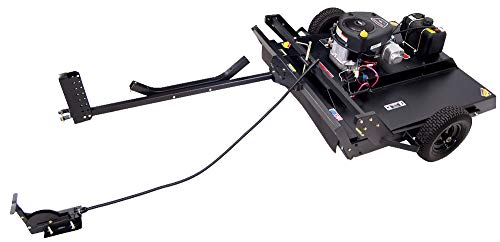 Swisher RC14544BS 14.5HP 44-Inch Electric Start Tow Behind Rough Cut ()