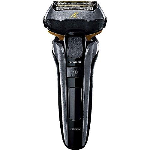 パナソニック メンズシェーバー ラムダッシュ 5枚刃 ES-CLV5C-K 黒 B075565PFX