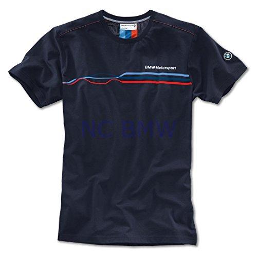Bmw genuine life style motorsport men 39 s fashion t shirt for Bmw t shirt online