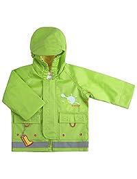 Rain Jacket 12M Granny Apple - Green