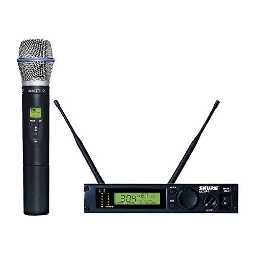 Shure ULXP24/BETA87C Handheld Wireless System, M1