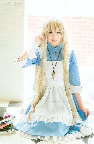 Maid cosplay costume Set Mari Kozakura (Japan import)