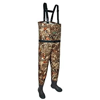 Image of Fishing Boots & Waders Allen Company Blue Bill Camo Breathable Wader