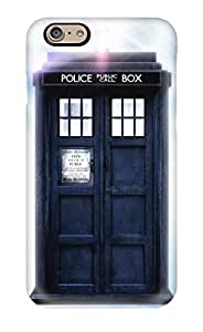 Faddish Phone Tardis Case For Iphone 6 / Perfect Case Cover