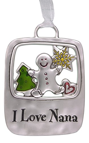Tidings of the Season Ornament (I Love Nana)