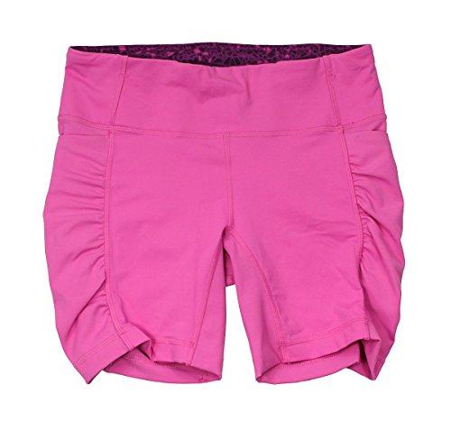 Lululemon Pink Lemonade Speed Track - Shorts Lulu Speed
