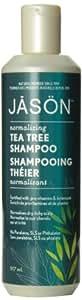 Jason Normalizing Tea Tree Shampoo, 517ml